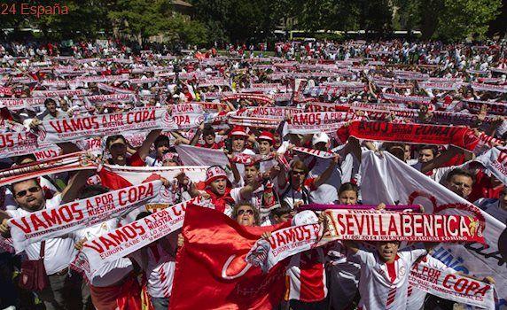 Los himnos de Sevilla y Barça, entre los diez mejores del mundo del fútbol para 'France Football'