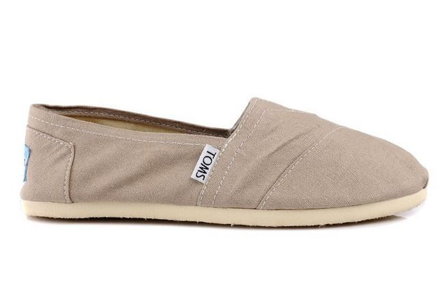 New Arrival Toms women shoes new gray