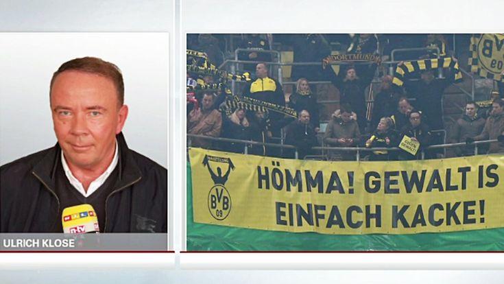 """Ulrich Klose zum BVB-Hertha-Spiel: """"Alles betont fair, alles betont freundschaftlich"""""""