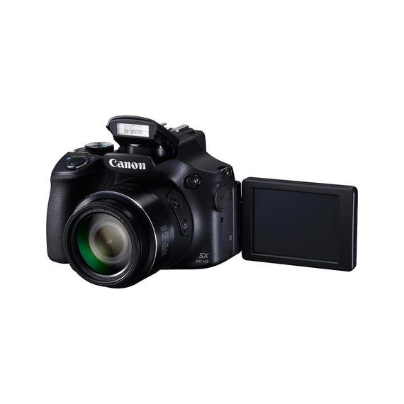 FlyBuys: Canon SX60 Ultra Zoom Camera
