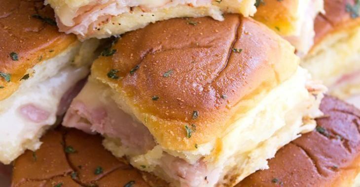Un sandwich jambon fromage... pas comme les autres!