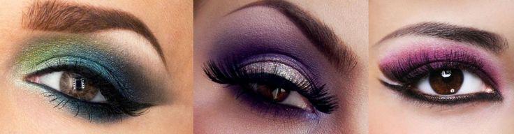 Credevate che gli occhi marroni non fossero sufficientemente speciali? O che per valorizzarli l'unico colore che andasse bene fosse il nero? Ragazze, ricredetevi!! Oltre il nero ci sono anche altri...