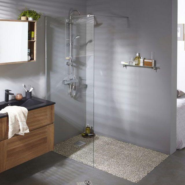 17 meilleures id es propos de paroi de douche fixe sur - Paroi douche italienne castorama ...