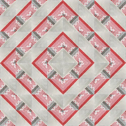 One modern block, many quilts - video tutorial. Best block ever. move the half square triangles around to make different blocks. Quick and easy block.