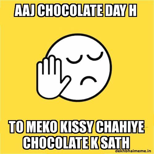 Dekh bhai kiss :*