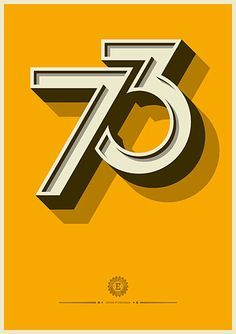 Typographie nombre