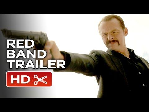 Kill Me Three Times Official Red Band Trailer (2015) - Simon Pegg Action Comedy HD - YouTube