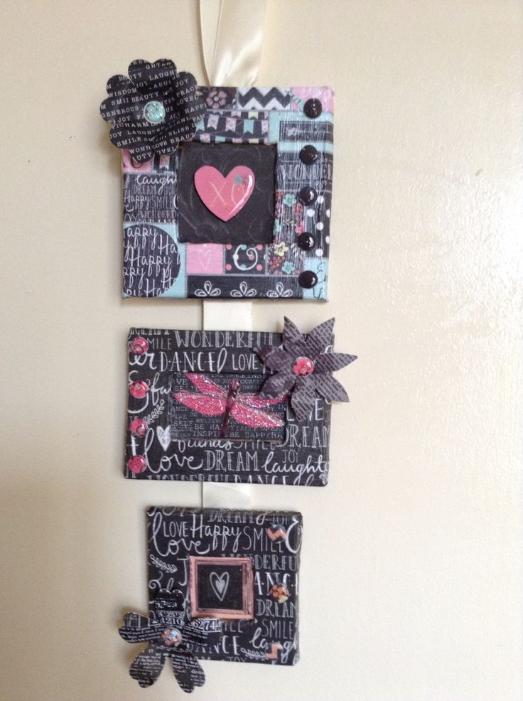 Craftwork Cards Chalkboard collection