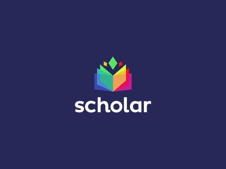 Scholar App Logo Design