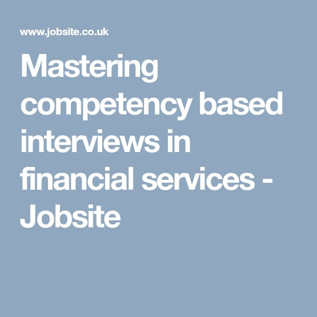 Best 25+ Competency based interview ideas on Pinterest Interview - competency based resume