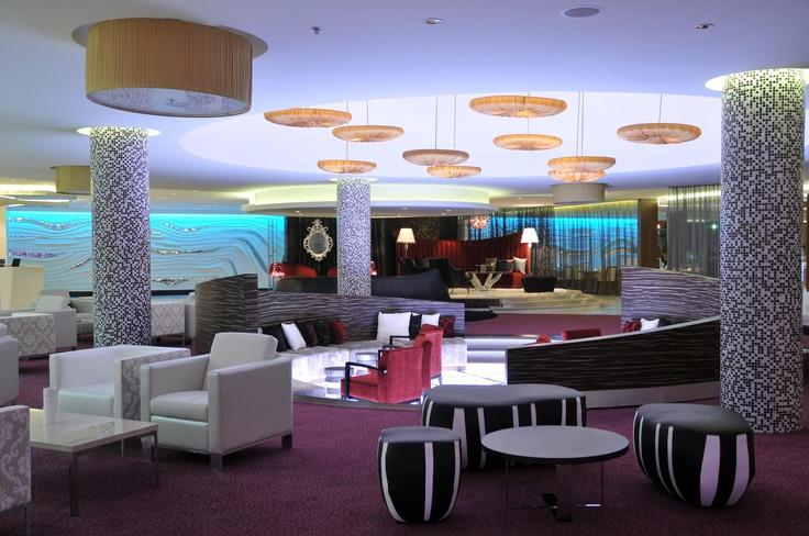 Hotel - Crowne Plaza Johannesburg - The Rosebank Lobby