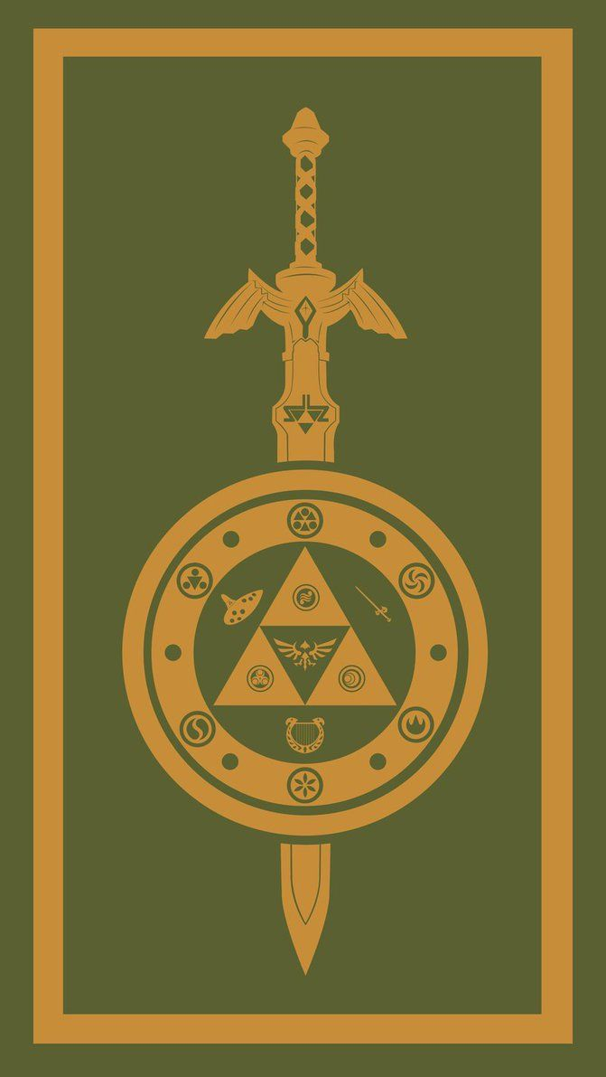 Flag of The Ancient Hero by Rnoise on deviantART