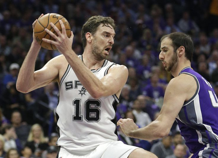 Spurs need to solve their Lamarcus Aldridge-Paul Gasol problem = The San Antonio Spurs have two very skilled post players in their starting lineup.  LaMarcus Aldridge is a very strong pick-and-pop big man who also possesses a nice array of post moves. He has the size and strength to.....
