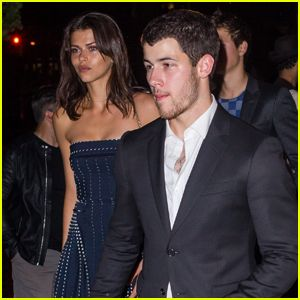 Nick Jonas Se Informa, Que Data De Modelo Georgia Fowler!