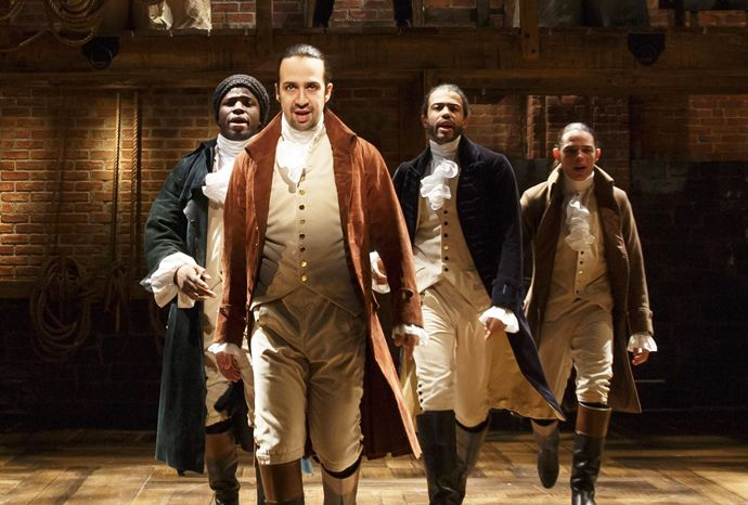 Alexander Hamilton died more than 200 years ago, but thanks to the smash success of Lin-Manuel Miranda's Hamilton musical, the first U.S. treasury secretary is once again a household name. The show's creator and star has said he was inspired to write Hamilton after reading Ron Chernow's 2004 biography of the Founding Father, and Chernow even serves as a historical consultant on the production. Miranda's rap-influenced lyrical style allows him to jam pack the musical with loads of…
