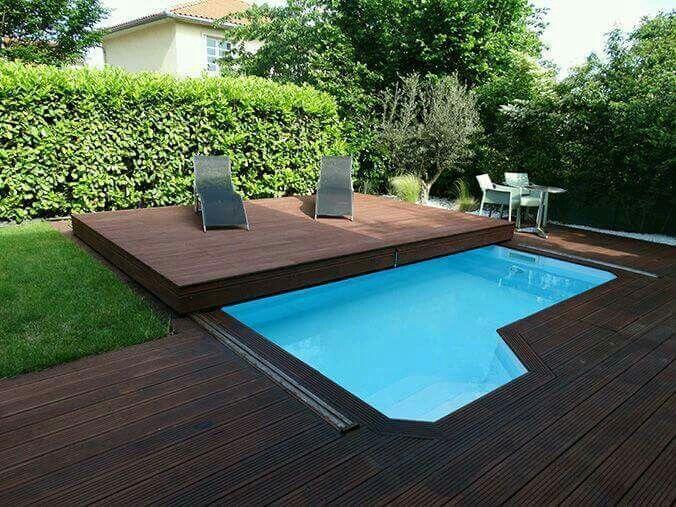 Mejores 58 im genes de piscinas para patio peque os en for Pileta en patio pequeno