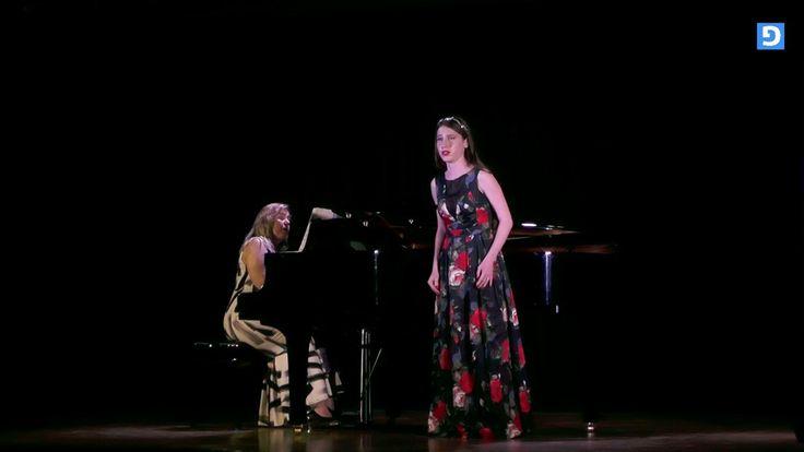 "Tchaikovsky ""Pikovaya Dama"" Palina's Aria by K.Radzion in Jerusalem!"