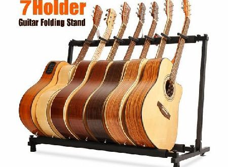Popamazing Folding 7 Way Accoustic and Electric Guitar Stand Bass Guitar Rack No description (Barcode EAN = 6908876547954). http://www.comparestoreprices.co.uk/bass-guitars/popamazing-folding-7-way-accoustic-and-electric-guitar-stand-bass-guitar-rack.asp