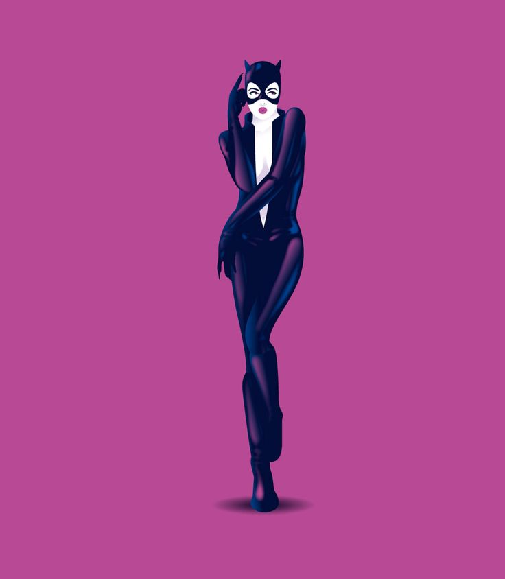 CatWoman by Emmanuel Romeuf