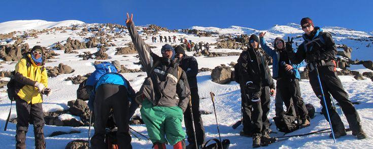 Explore #KilimanjaroClimb to the fullest with our expert tour guides. Contact Now! https://issuu.com/northernmasailandsafaris/docs/kilimanjaro__climb