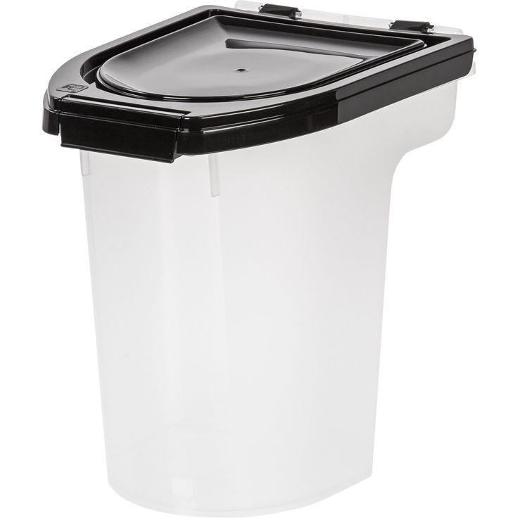 Iris 8 Quart Airtight Pet Food Container