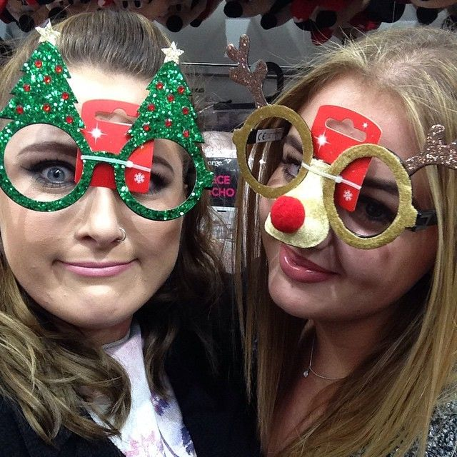 @sleeplessbeauts: We had so much fun in asda the other night! How cool are these glasses?! xLx #sleeplessbeauts #asda #bloggers