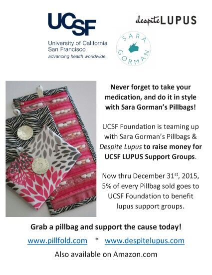 Pills organized and styled for a cause! #lupus #charity #style #travel #packing #medication