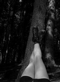 Nohy, Kámen, Svoboda, Relaxovat