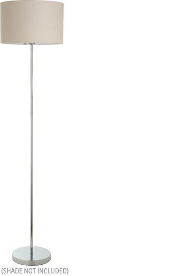 Spoke Floor Lamp - Chrome, Portables, Floor Lamps, New Zealand's Leading Online Lighting Store