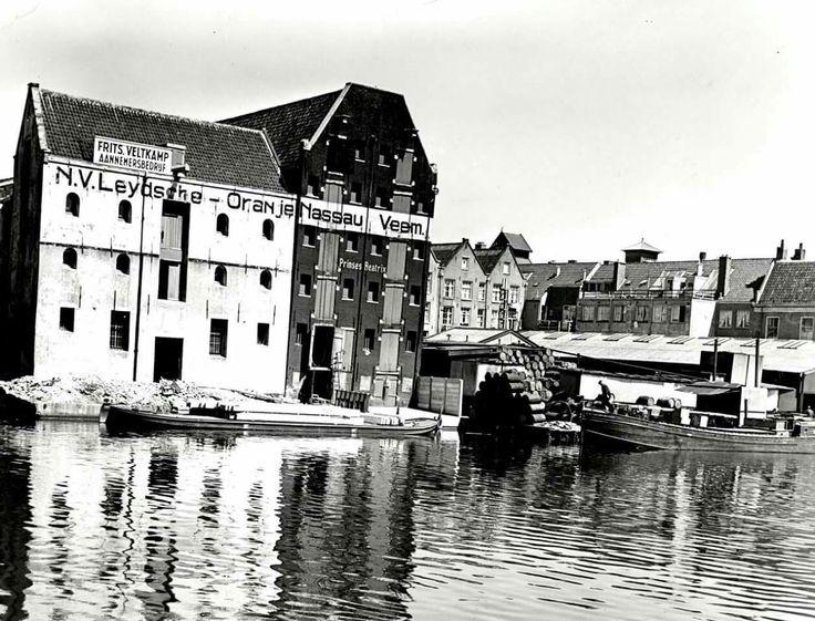 Zoutkeetsgracht richting Vierwindenstraat