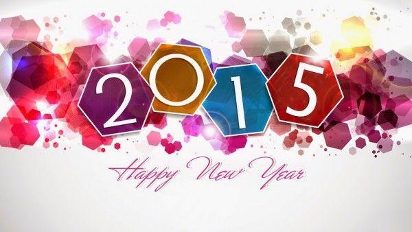 Selamat Tahun Baru 2015!