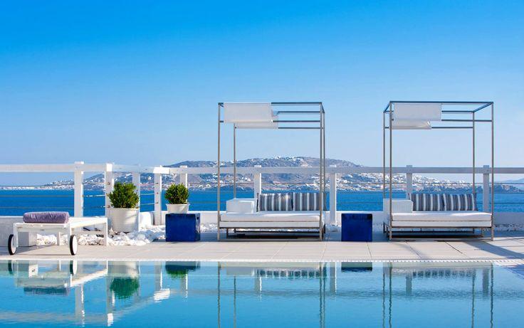 Mykonos o Santorini, mejor en un Grace Hotel
