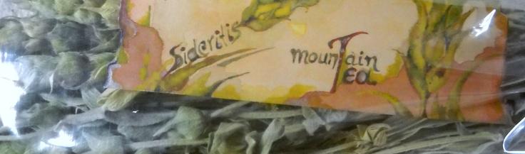 bio mountain tea,sideritis