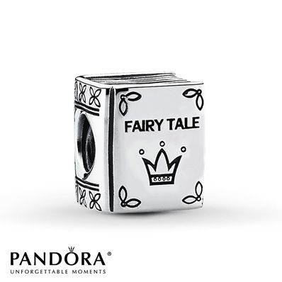 Pandora Charm Once Upon a Time  Sterling Silver - Would love this for my braclet