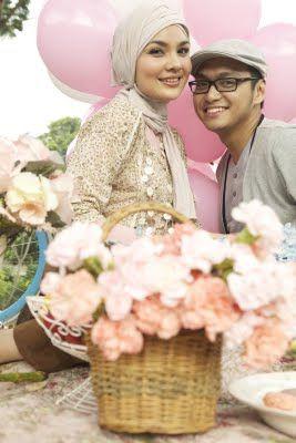pre-wedding Ria Miranda & pandu