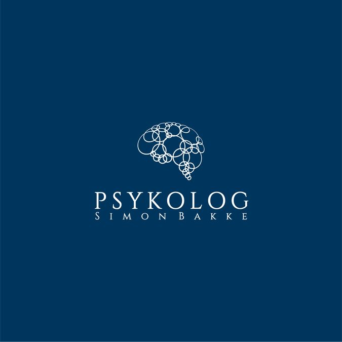 Classic logo for psychologist by ILYSM_KDG