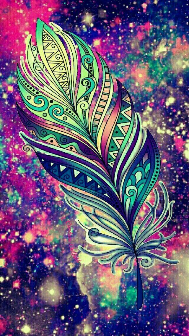 Hermosa pluma