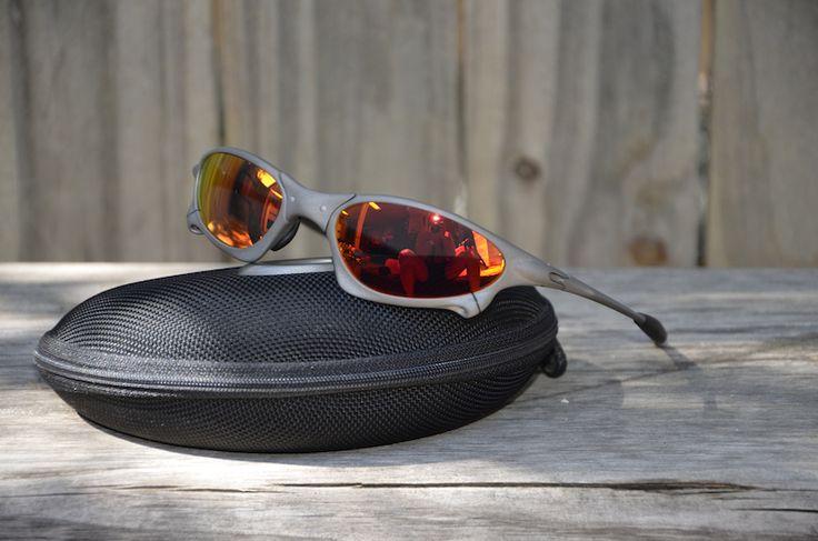 A #Penny a day keeps the doctor away! #Oakley #Sunglasses #Ruby #Iridium #OakleyForum