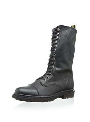 41% OFF Dr. Martens Women's Bridge Boot (Black Darkened Mirage)