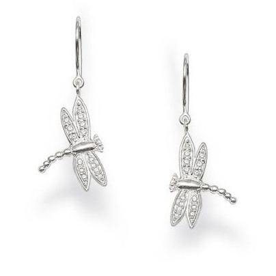 Dragonfly earrings (H1769 Seasonal Collection)