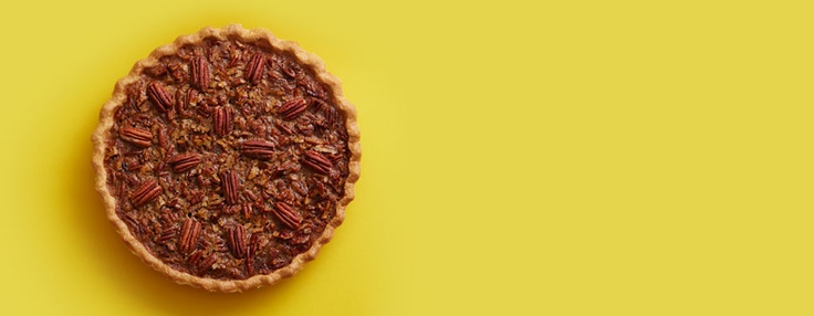 Pecan Pie. Hummingbird Bakery
