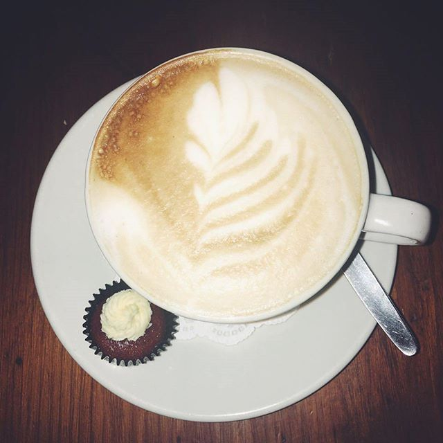 Drink with love #Theflow #coffee