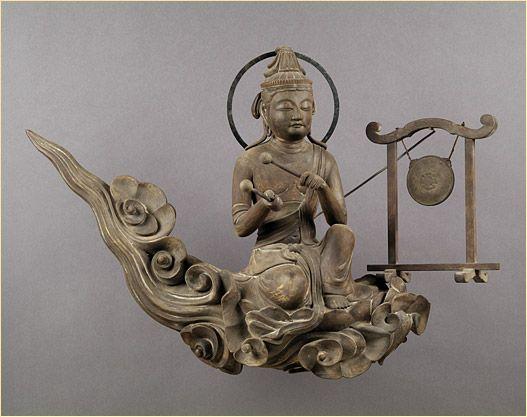 佛師.com-hotokeshi.com- | 平等院雲中供養菩薩 研究制作 |