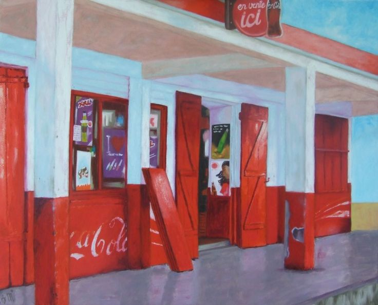 Always Coca Cola - Full-frontal image, unframed