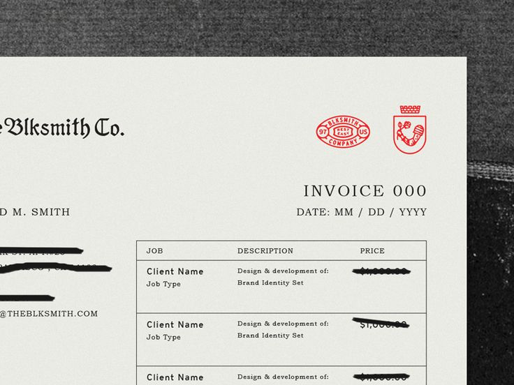 94 best Invoice images on Pinterest Projects, Basket and Box - invoice print