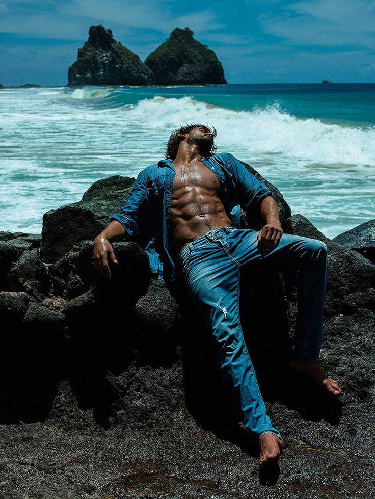 Osmoze Jeans SS15 Campaign