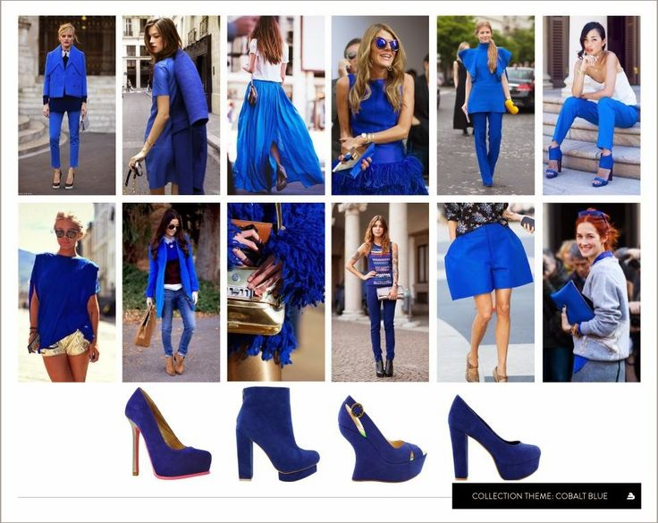 Crazy for Cobalt - Cobalt is one colour that suits all skins tones