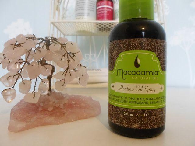 An Introduction To: Macadamia Hair Care: duggydimples