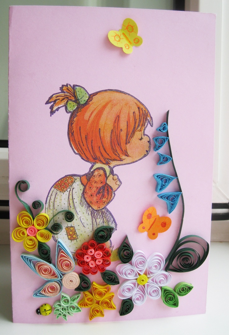 374 best quilling flowers images on pinterest quilling for Quilling paper craft