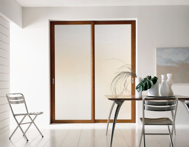 Perfect Your Minimalist Interior Design With Modern Pocket Door:  Mesmerizing White Wooden Interiors Mixed With